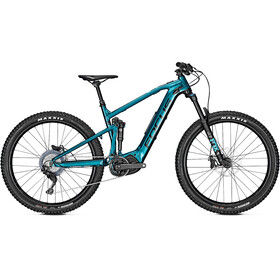 FOCUS Jam² 6.8 Plus E-MTB fullsuspension blå